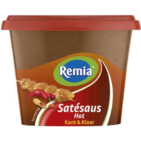 Remia Satésaus hot