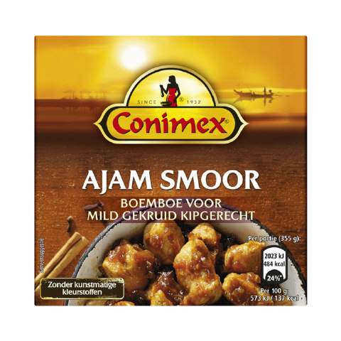 Conimex Boemboe ajam smoor