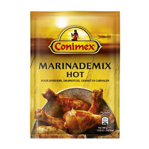Conimex Marinademix hot