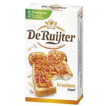 Fair Trade Original Chocolade hagelslag puur
